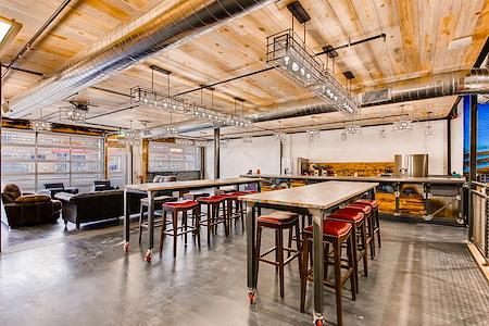 GRID Collaborative Workspaces- Denver - Coworking Desks