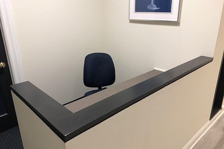 gSPACE | Putnam Avenue Offices - Desk for 1