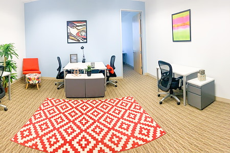 Regus Warner Center - Team Office w/ Mountain View Suite