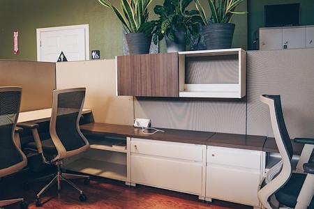 Ugather Cowork - Premium Desk