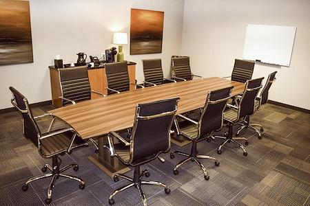 Executive Workspace| Granite Park - Large Conference Room