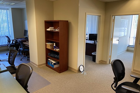 TKO Suites Reston - Private Suite with Lobby & 3 offices!