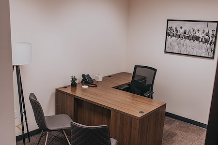 Executive Workspace @ Wild Basin - Private Interior Office