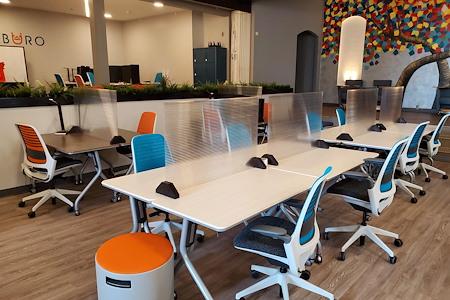 Collabüro - Open Desks