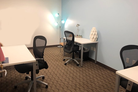 Regus | Wilshire Beverly - Dedicated Desk