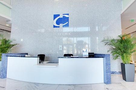 (AHC) Aventura Harbour Centre - Interior Office