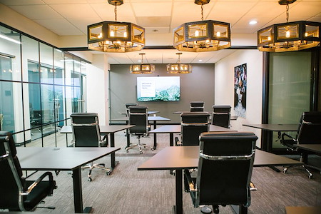 Downtown Works Carlsbad - The Training Room