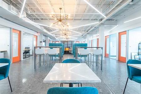Expansive - North Austin - Lounge Pass