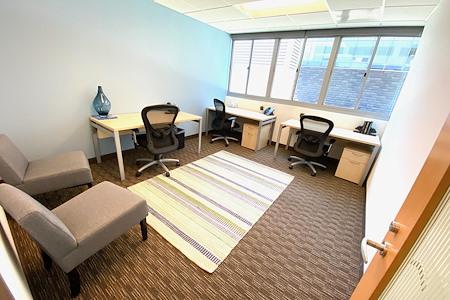 Regus | Wilshire Beverly - Office 3032