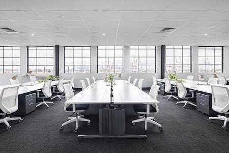 workspace365- 90 Maribyrnong Street - Office 18, Level 2