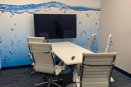 Pacific Workplaces - Watt - Arcade Meeting Room