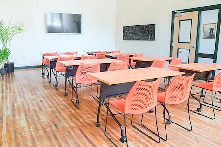 Groundwork - Large meeting room or workshop space