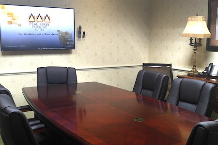 Peachtree Executive Suites - Main Conference Room