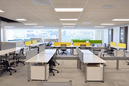 Z-Park Silicon Valley Innovation Center - Office for 100ppl