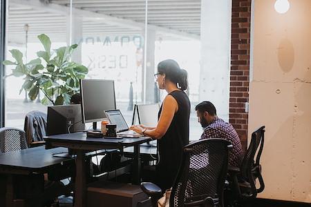 Common Desk - West End - Shared Desk