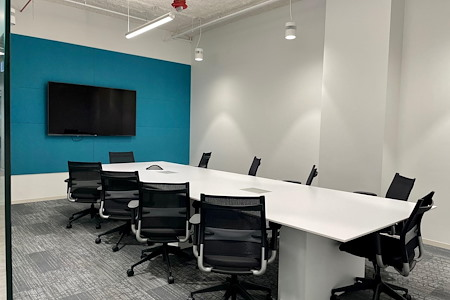 The Pitch Workspace - 12 Person Meeting Room