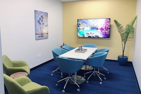 Pacific Workplaces - Roseville - Lunardi Conference Room