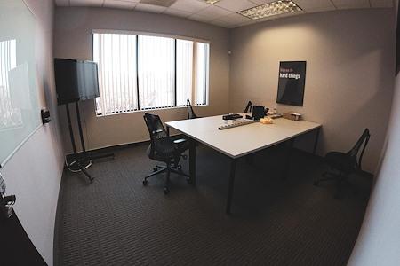 Work in Progress -Downtown - Team Room 001