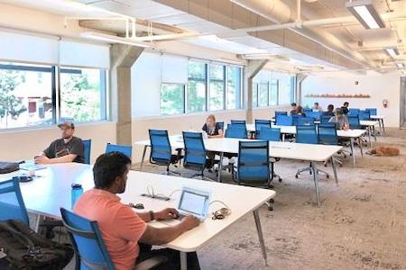 Enterprise | Greenwood Village - Coworking Floater