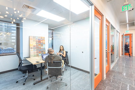 Expansive - Trinity Place - 3-4 Person Private Office
