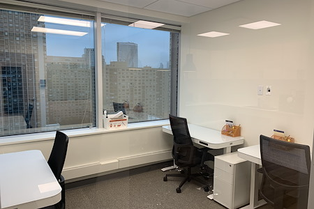 Worksocial - Day Pass: 3 Person Office w/ Window View