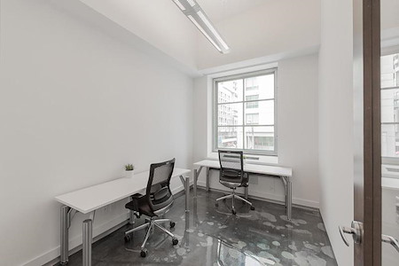 iQ Offices | 250 University Ave. - Office Suite for 2