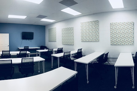 LionShare Cowork - Classroom - Training Room