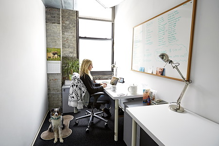 The Yard: Eastern Market - 3 Person Private Office