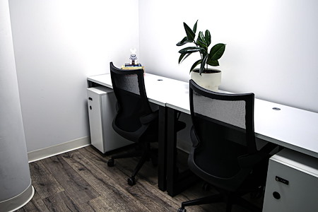 CoWork Me - 2 person private office