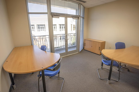 ExecuBusiness Centers - 2 Office Balcony Suite (All Inclusive)