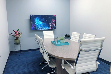 Pacific Workplaces - Roseville - Maidu Meeting Room