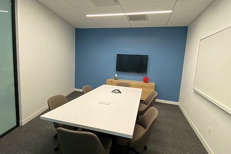 Orchard Workspace by JLL - Fulton Meeting Room