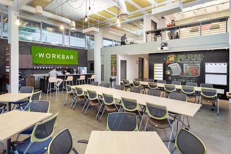 Workbar Cambridge - Managed Private Suite - Entire 1st Floor
