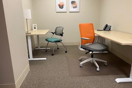 Office Evolution Clayton - Small Interior office