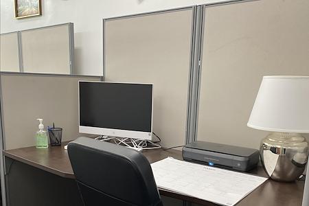 Around The Clock Multi-Services - Semi-Private Office Space