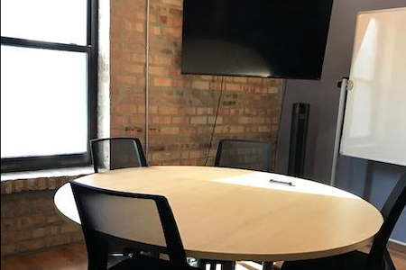 Nimbler-Spaces - 444 N. Wabash - The Casual Conference Room