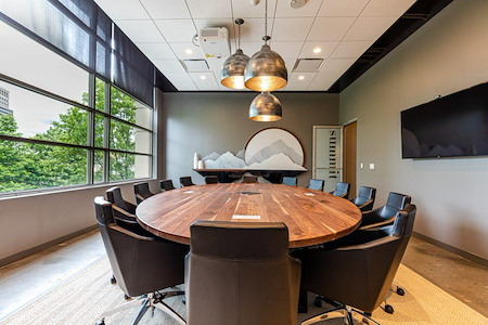Roam Lenox - Executive Boardroom, The Summit
