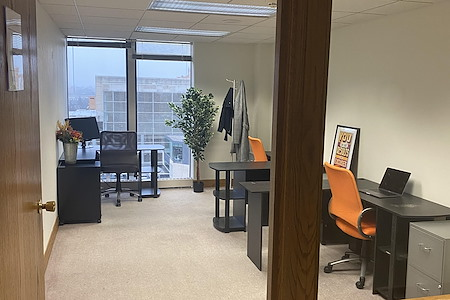 Brix Coworking Downtown - 185 sqft Private Office