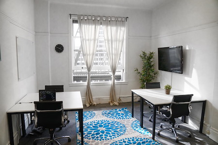 Birdnest - 870 Market - Sunny Office, Window Views, 2-4 People