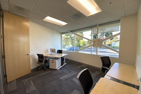 Z-Park Silicon Valley Innovation Center - Private Office for 2-3 ppl