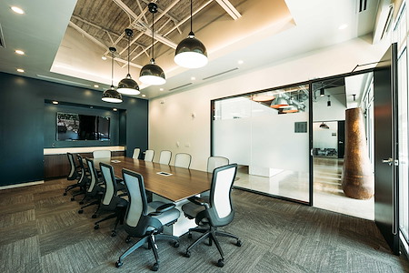 WorkHub - Board Room