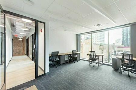 Venture X Detroit - 4 Person Office