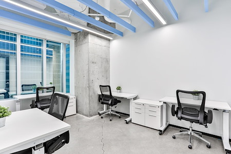 iQ Offices | 150 King Street West - Office Suite for 4