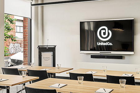 United Co. - Toronto Training Room / 24 Person
