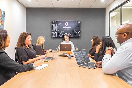 Serendipity Labs Memphis - Sargas Boardroom