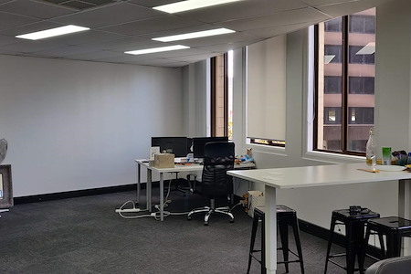 Digital Crew - Dedicated Desks - Creative Office Sydney