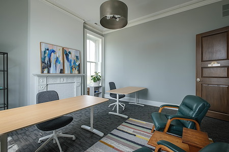 Haven Collective - Mansion - Historic, Private Office for 3