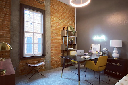 WorkCloud CoWorking + Office Space Solutions - Private Office Suite