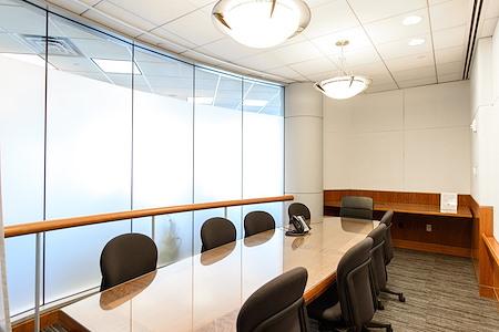 Avanti  Workspace - Wells Fargo Center - North Atrium Boardroom