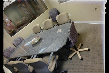 On Point Executive Center - Oval Conference Room